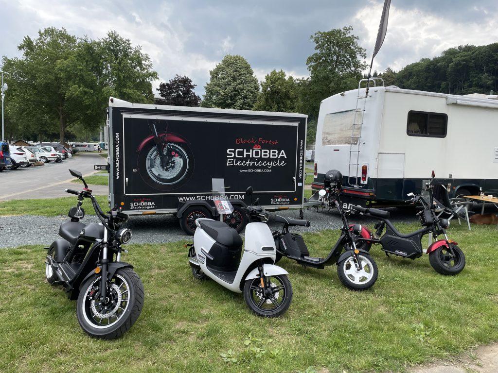 e-mobilität: Schobba in Limburg